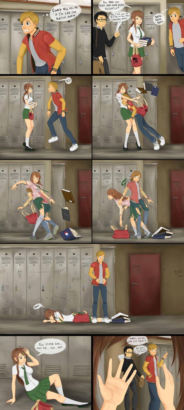 Don't Run in Corridors by MentalCrash