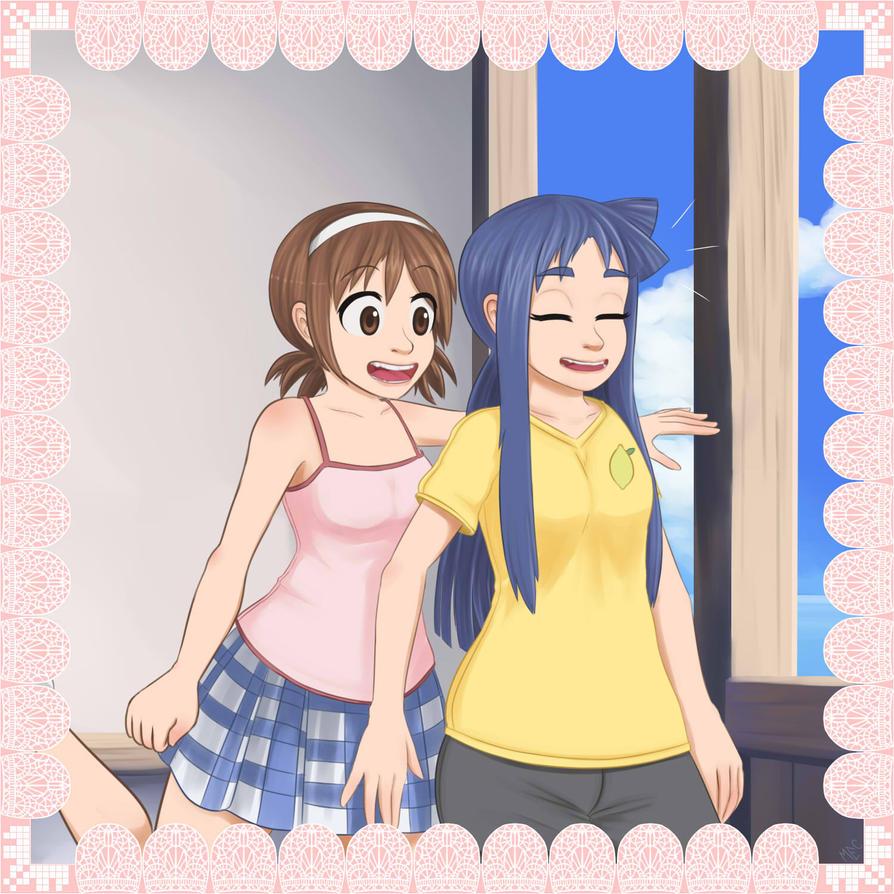 Little Chizuru - 1/7 by MentalCrash