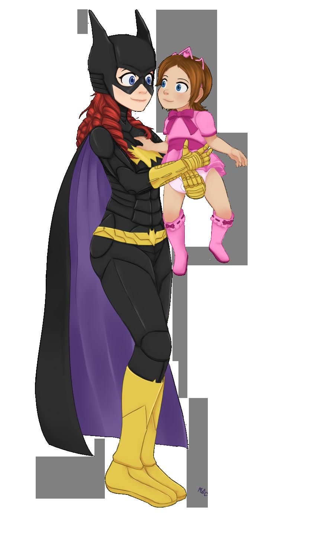 Spell Saga, Chapter 8 - Batgirl by MentalCrash on DeviantArt