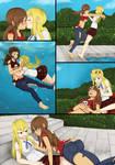 Nerd versus Yuri Love Goddess True Love - 02 SFW