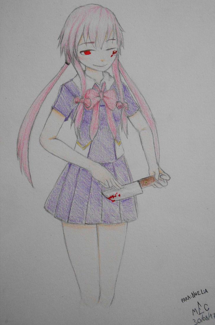 Yuno by MentalCrash