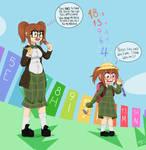 Geek to Tiny Geek by MentalCrash