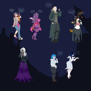 Stream Batch 36-3 - Halloween