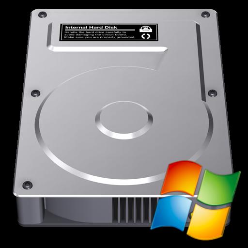 Bootcamp Windows HDD Icon by kichimi on DeviantArt