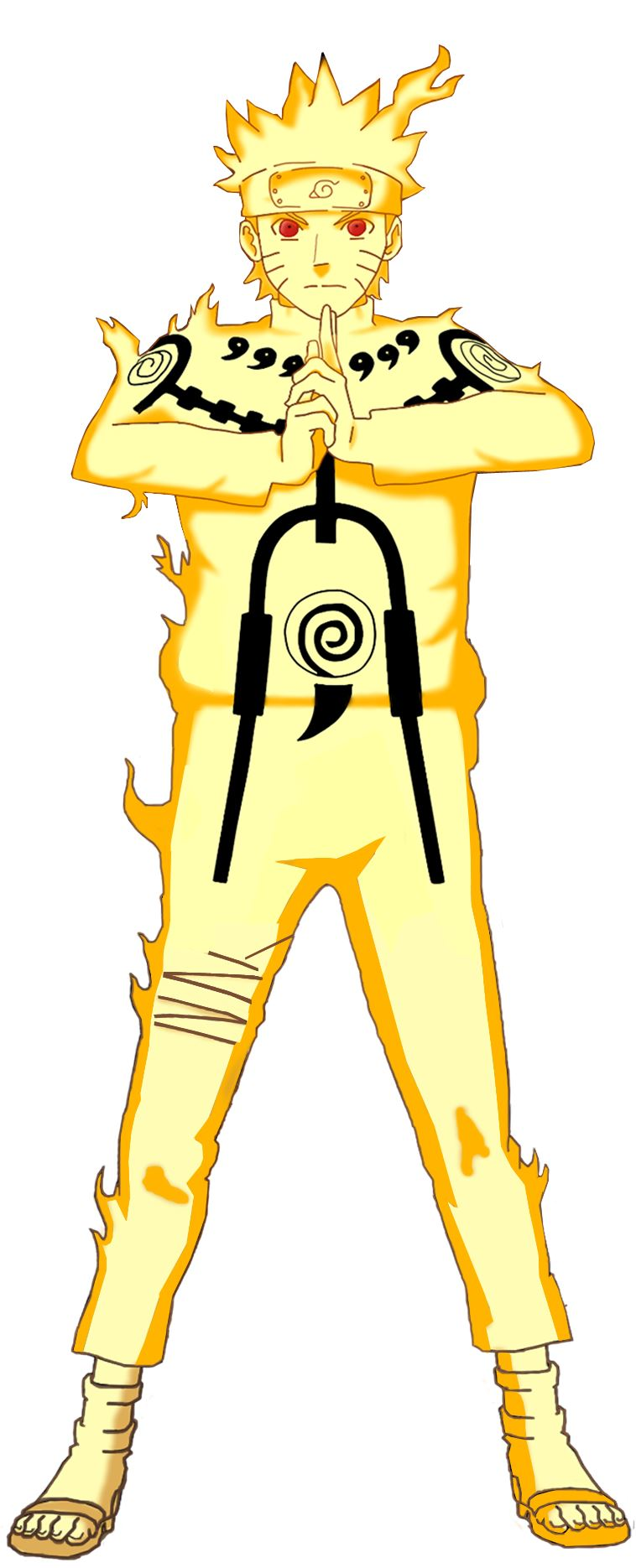 Naruto Chakra