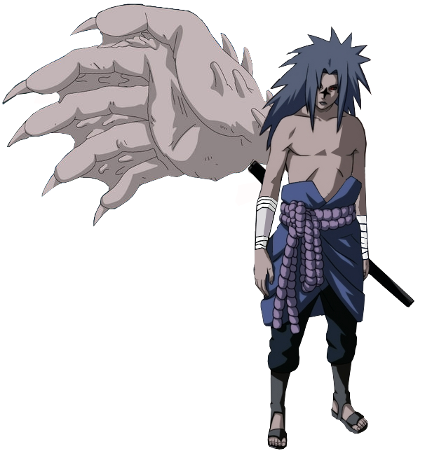 sasuke uchiha cursed seal 2 by elninja75 on deviantart