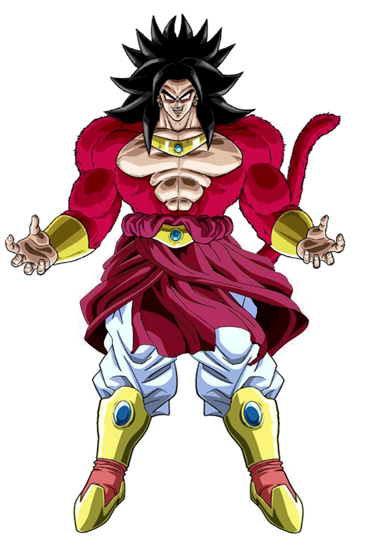 Broly ssj4.PNG by elninja75 on DeviantArt