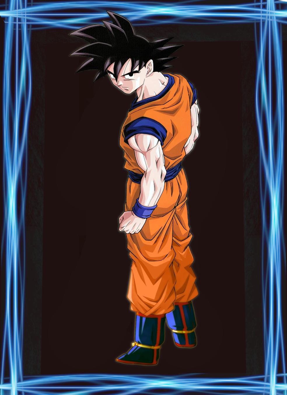 Goku normal by elninja75 on DeviantArt