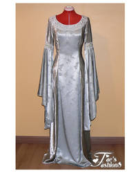 Faewyn Grey Havens Gown by FaesFashions