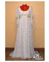 Empire Gown by FaesFashions