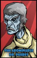Dr. Anton Phibes by deadelk