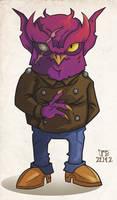 Mr Crowls by deadelk