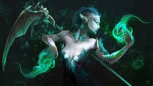 Guild Wars 2 - Sylvari Necromancer