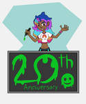20th Anniversary: My Style by Dark777shadow