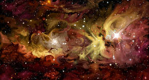 Carina Nebula by amyanimalover
