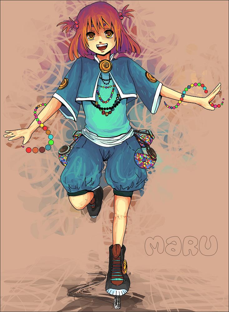 Maru by amyanimalover