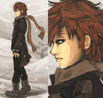 -Gaara- Winter Snow