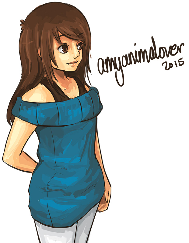 amyanimalover's Profile Picture