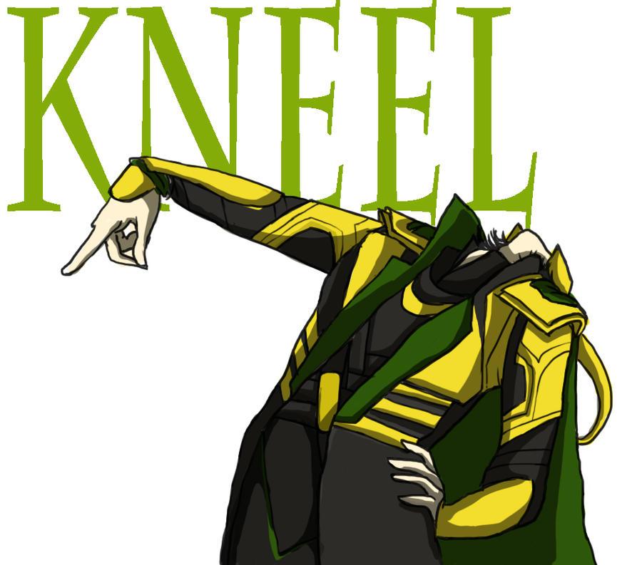 Loki by miova