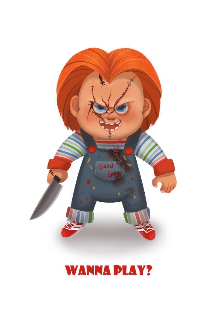 Chucky by miova