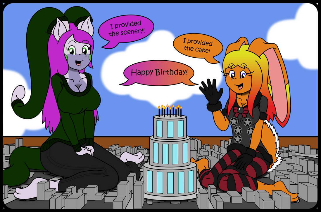 Birthday Gift - Double Team by Speedy526745