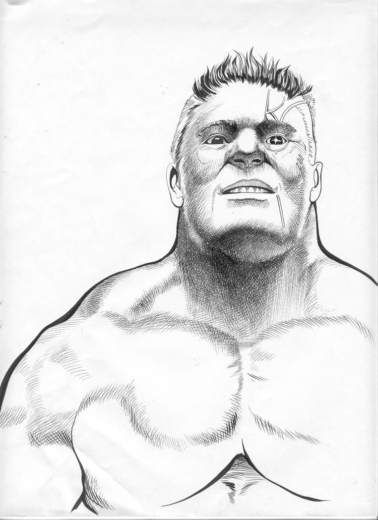 Wwe Superstars Coloring Pages #9