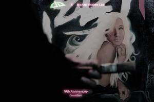 10th Anniversary Countdown 2 by michaelandrewlaw