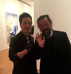Michael Andrew Law Finally Meets with Murakami