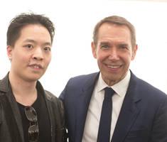 Michael Andrew Law Meets Jeff Koons II by michaelandrewlaw