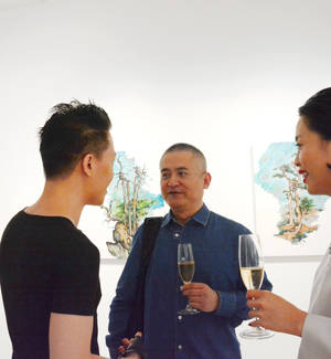 Michael Andrew Law Cheuk Yui and Zeng Fanzhi 3