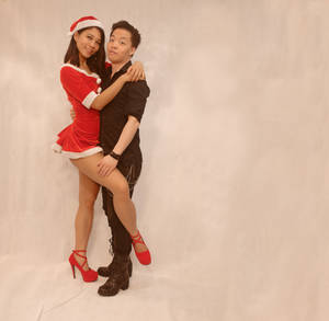 Christmas Michael Andrew Law Cheuk Yui and Michell