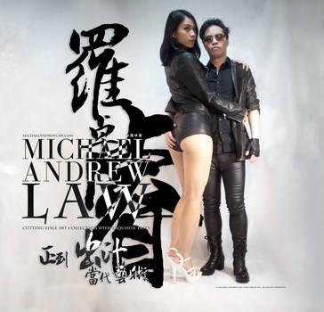 Michael Andrew Law Cheuk Yui Ad Art - Rock Star