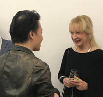Michael Andrew Law Cheuk Yui Meets Mary Corse by michaelandrewlaw