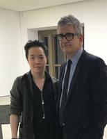 Michael Andrew Law Cheuk Yui Meets Jay Jopling OMG by michaelandrewlaw