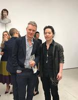 Michael Andrew Law Cheuk Yui Meet Tim Marlow by michaelandrewlaw
