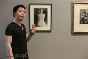 Michael Andrew Law Cheuk Yui Meet Man Ray by michaelandrewlaw