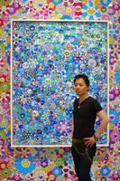 Michael Andrew Law Cheuk Yui Meet Murakami Takashi by michaelandrewlaw