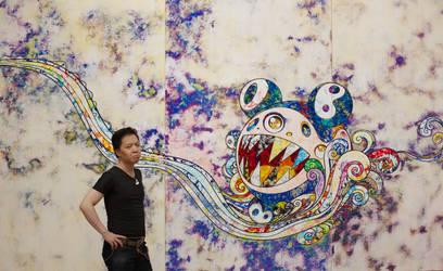 Michael Andrew Law Cheuk Yui 727 Murakami Takashi by michaelandrewlaw