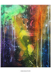 Michael Andrew Law Cheuk Yui Abstract Art