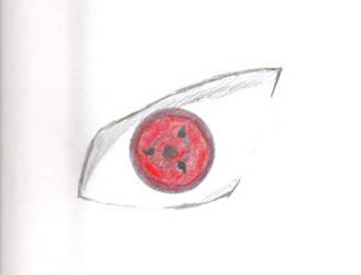 SHARINGAN -- 'Pinwheel' by TalyatheCat