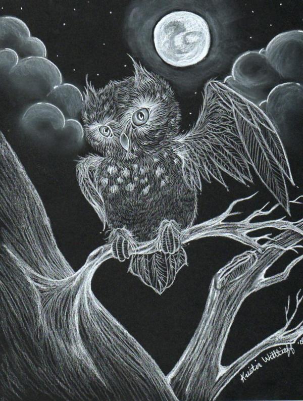 La petite owl
