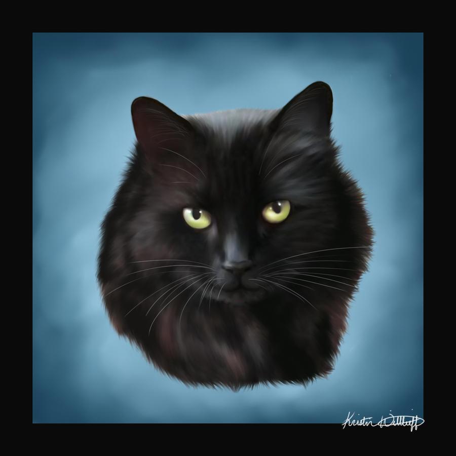 Cat commission by liengod