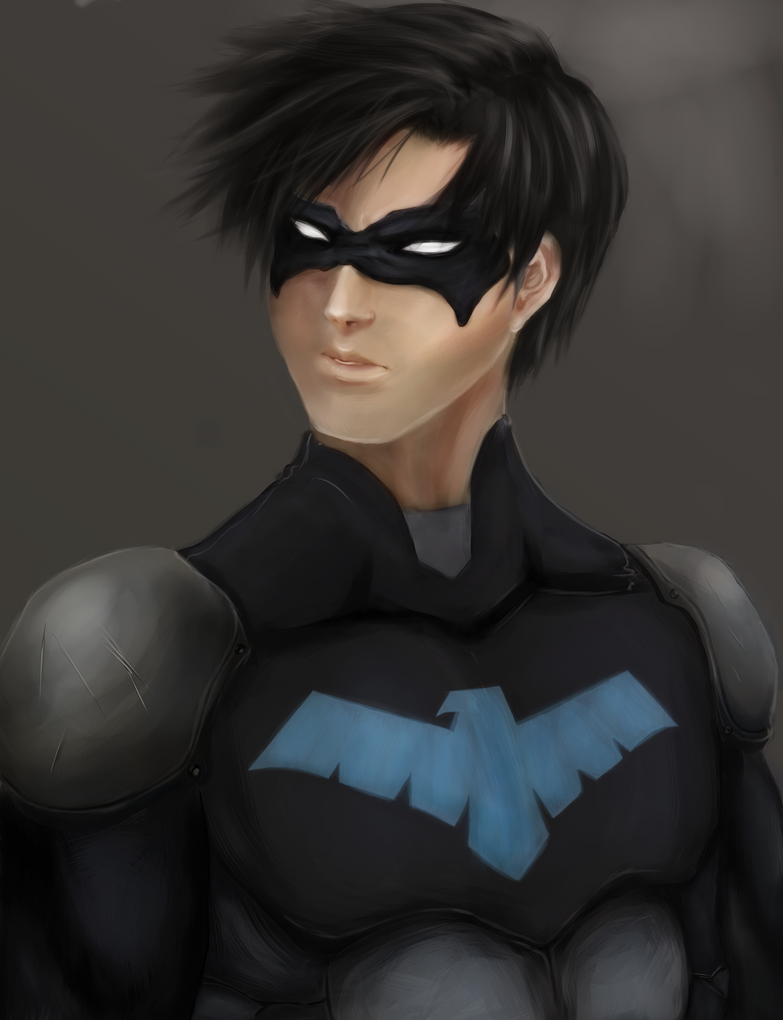 Nightwing by Louie-chan
