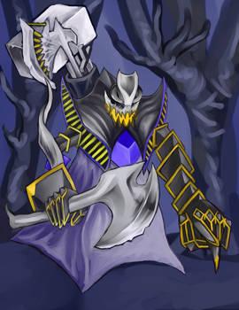 DnD: Warmonger Earthbound Golem
