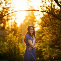 Nastya by werewolf-dol