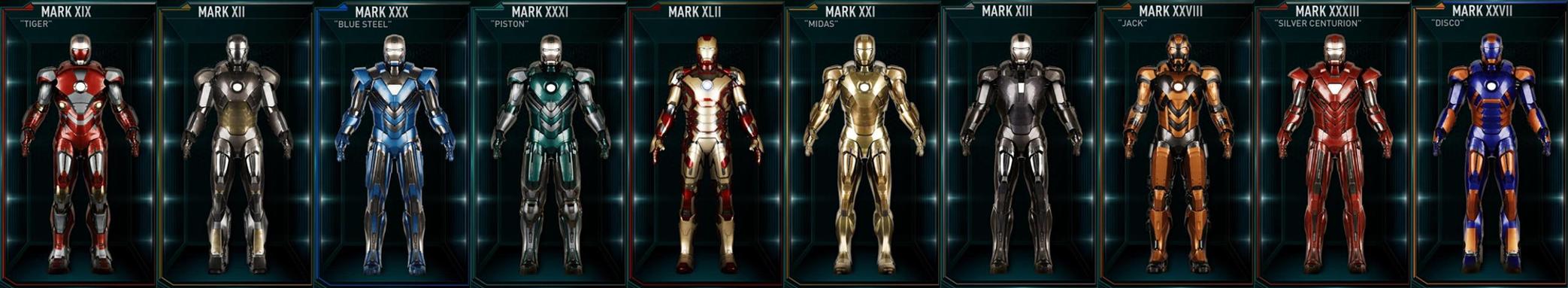 Iron Avengers by AgentJayHawk