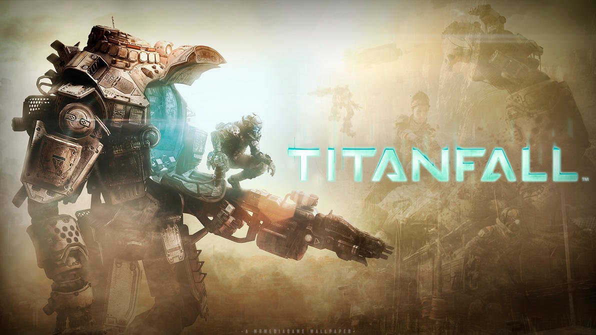 titanfall- wallpapermrmediagame on deviantart