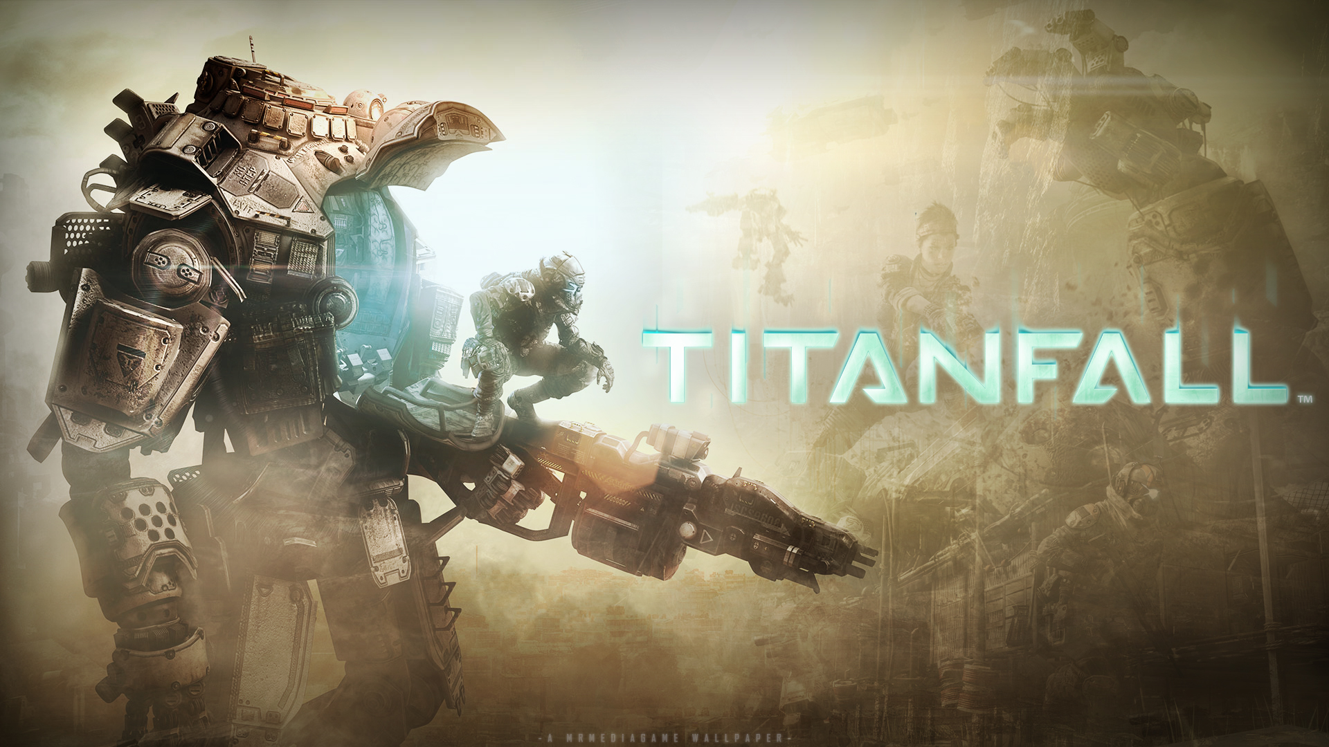 Titanfall wallpaper by mrmediagame on deviantart - Epic titanfall 2 wallpapers ...