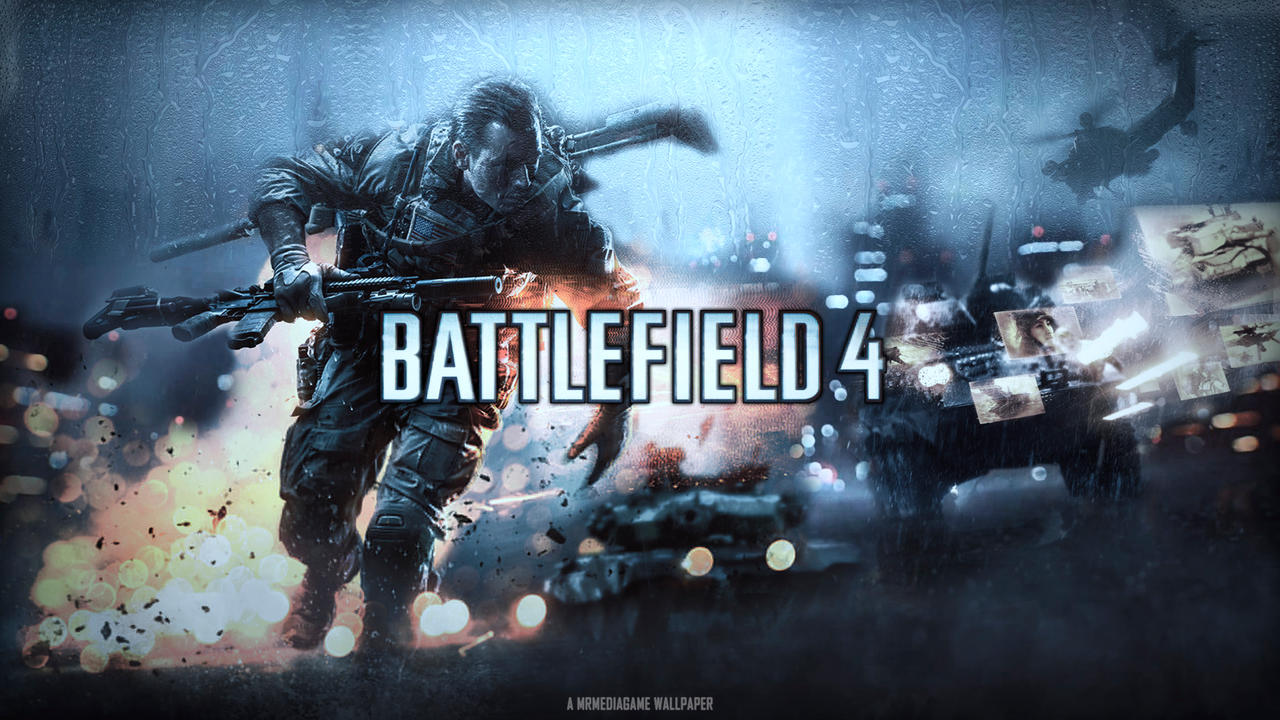Download Wallpaper 1280x1280 Battlefield 4 Game Ea: Battlefield 4- Wallpaper By MrMediaGame On DeviantArt