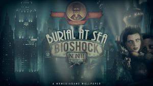 Bioshock DLC Burial at Sea